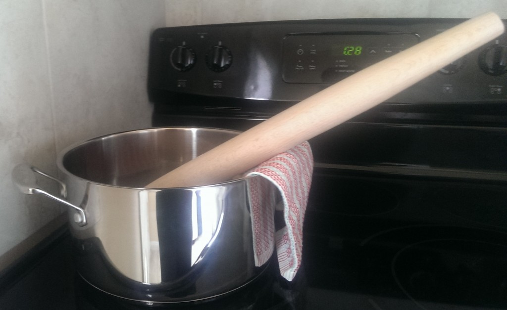 Cuisinart Stainless Steel and French Rolling Pin