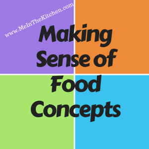 Makng sense of food concepts